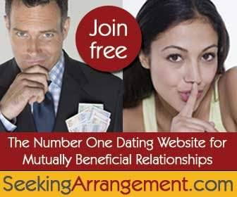 Seeking arrangement dating