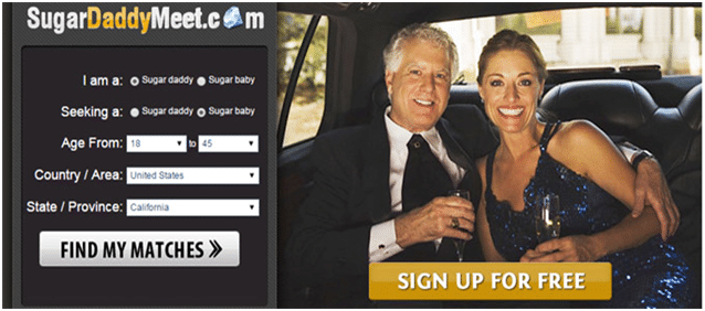 top free sugar daddy sites